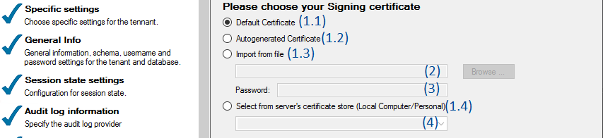 tenant-signing-certifcates-configuration